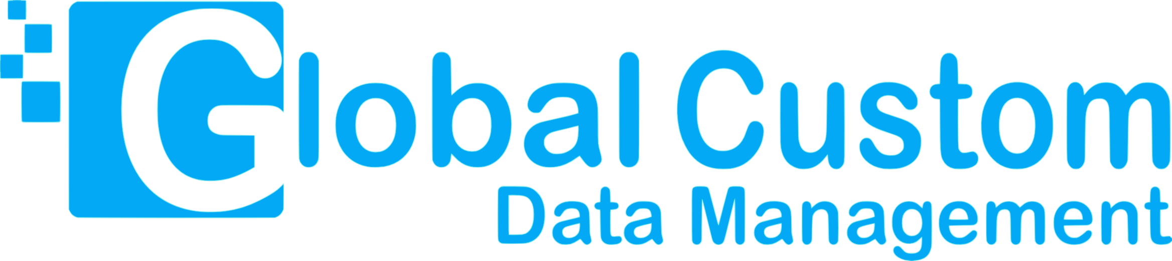 Global Custom Data Management